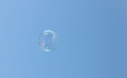 Isolated bubble Stock Images