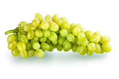 Isolated bunch of grapes Stock Photos