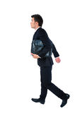 Isolated business man Stock Images