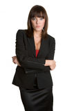 Isolated Businesswoman Stock Photos