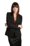Isolated Businesswoman Stock Photos