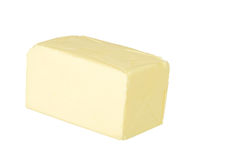 Isolated butter Royalty Free Stock Photos