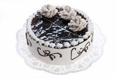 Isolated Cake Stock Photo