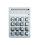 Isolated calculator Stock Photos
