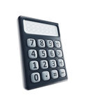 Isolated calculator Royalty Free Stock Photography