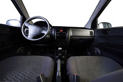 Isolated car dashboard Royalty Free Stock Photography