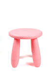 An isolated chair on white background. An isolated chair on a white background royalty free stock image