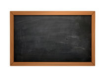 Isolated chalkboard Royalty Free Stock Image