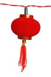 Isolated chinese lantern Royalty Free Stock Photo