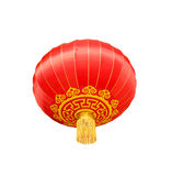 Isolated chinese lantern Stock Photography