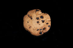 Isolated Chocolate cookie Stock Photo