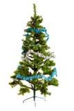 Isolated Christmas-tree decorations happy new year. Christmas-tree decorations close-up objects merry xmas Stock Image