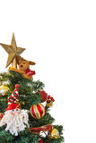 Isolated, Christmas Tree Stock Images