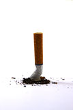Isolated Cigarette Stock Image