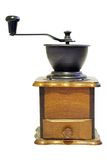 Isolated coffee grinder Royalty Free Stock Images