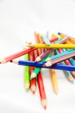 Isolated Color Pencil Royalty Free Stock Photo