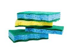 sponges stock images