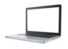 Isolated computer laptop stock images
