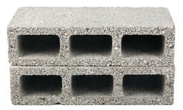 Free Isolated Construction Blocks - Two Royalty Free Stock Photography - 29767327