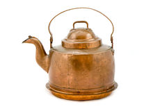 Kettle isolated Stock Images