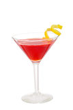 Cosmo martini Stock Photos