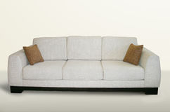 Isolated couch Stock Photos