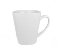 Isolated cup Royalty Free Stock Photo