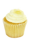 Isolated Cupcake Stock Photography