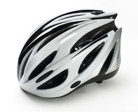 Cycling helmet. Isolated Cycling Helmet on a white background Stock Images