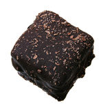 Isolated dark chocolate Stock Photos