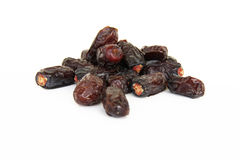 Isolated Dates Royalty Free Stock Photos