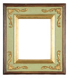 Isolated decorative frame Stock Photography