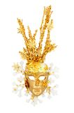 Isolated decorative mask Royalty Free Stock Photography