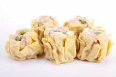 Isolated dimsum Royalty Free Stock Photos