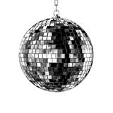 Isolated disco ball Royalty Free Stock Photo