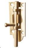Isolated door handle, studio shot Stock Image