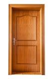 Isolated door Stock Image