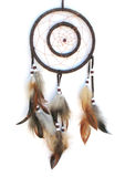 Isolated dreamcatcher Stock Photos