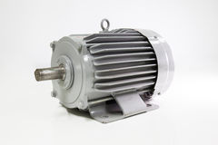 Isolated Electric motor Royalty Free Stock Image