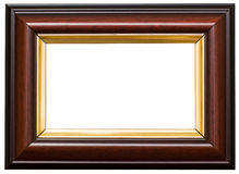 Isolated elegance classic border. For you picture Royalty Free Stock Photos