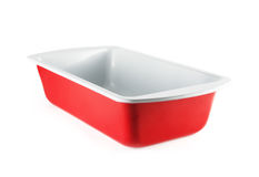Isolated empty roasting pan Royalty Free Stock Image