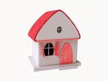 Isolated Fairy Cottage Royalty Free Stock Image
