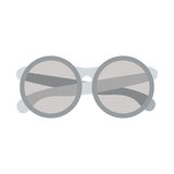 Isolated fashion glasses design Royalty Free Stock Image