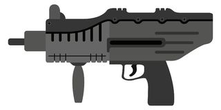 Isolated firearm icon. War concept. Vector illustration design Royalty Free Stock Images