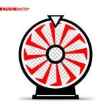 Isolated fortune wheel icon symbol royalty free illustration