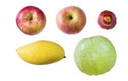 Isolated fruits Stock Photo