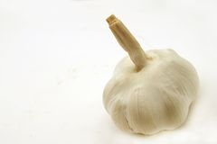 Isolated Garlic bulb Stock Photos