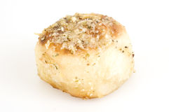 Isolated Garlic Knots Royalty Free Stock Image