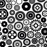 Isolated gears design Royalty Free Stock Image