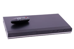 Isolated Generic DVD Player Stock Photography